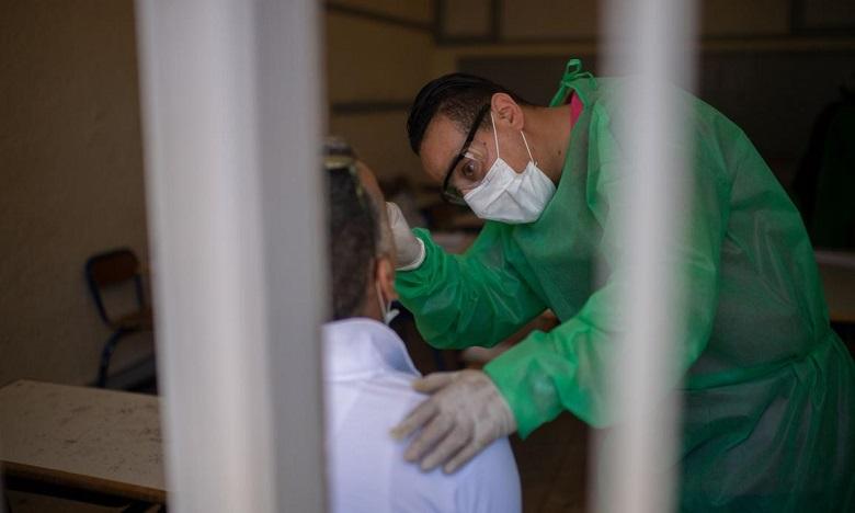 كوفيد 19: انجاز 30 ألف اختبار سريع في المراكز الصحية لجهة فاس مكناس