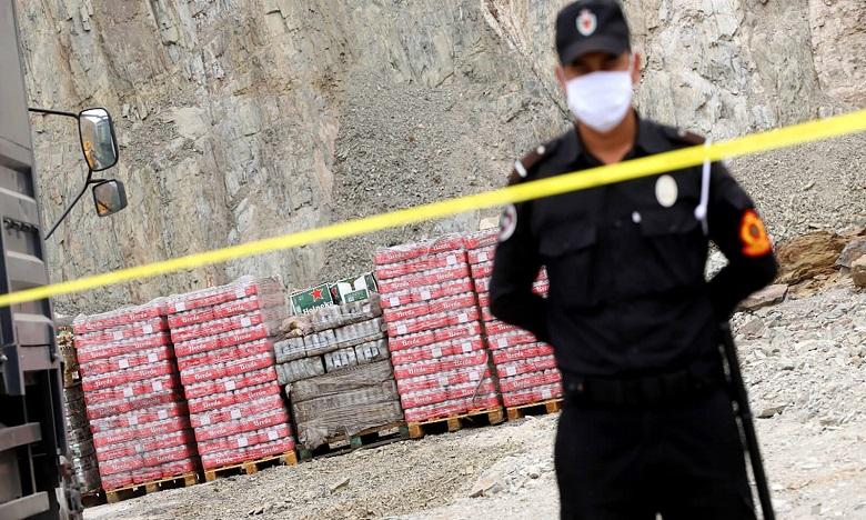 مراكش: ضبط كميات مهمة من المشروبات الكحولية منتهية الصلاحية