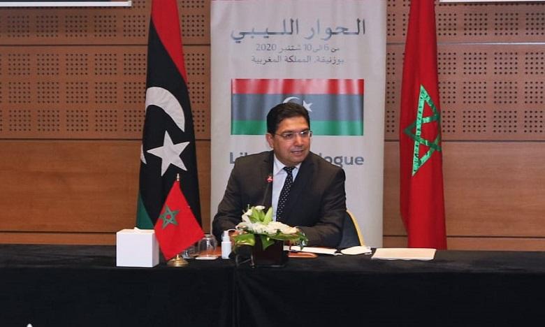 الحوار الليبي خطوة مهمة تحول الجمود الذي استمر عدة سنوات إلى زخم حقيقي