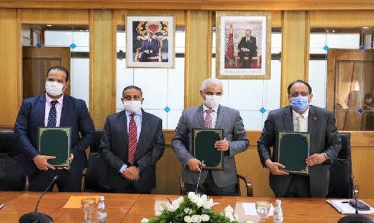 توقيع اتفاقية-إطار للشراكة بين القطاعين العمومي والخاص من أجل تطوير المنظومة الصحية