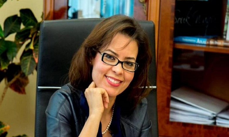 تعيين المغربية اسمهان الوافي في منصب كبير العلماء في الفاو