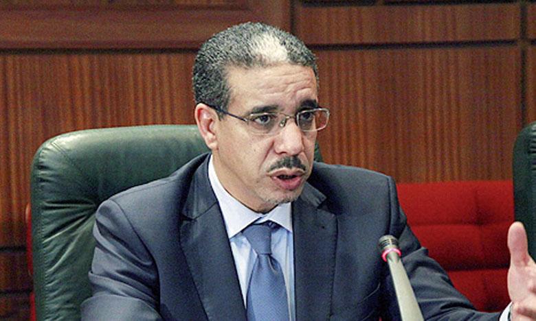 """عزيز رباح  يؤكد جهود المغرب لجعل مدنه """"مدنا خضراء"""" من خلال نموذج تنموي تدبيري ملائم للنفايات"""