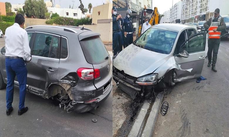 أكادير: توقيف 3 أشخاص تسببوا في حادثة سير وأهانوا رجل أمن وعرضوه لاعتداء بالسلاح الأبيض