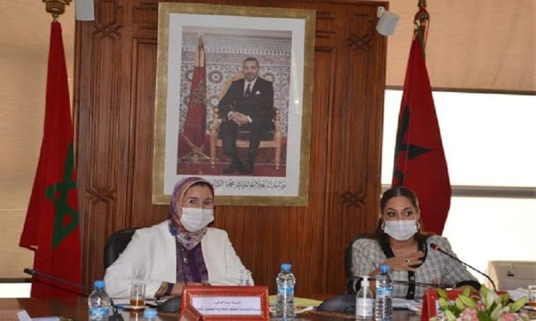 تدارس سبل توفير السكن لمغاربة العالم وتحفيزهم على الاستثمار في العقار والبناء