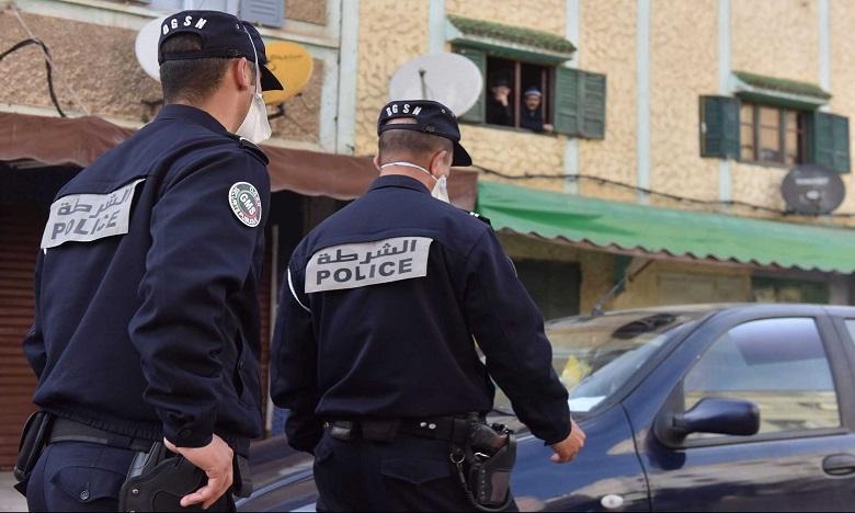 أمن مراكش يشن حملة أمنية استهدفت مجموعة من الاحياء والنقاط السوداء بمقاطعة جيليز