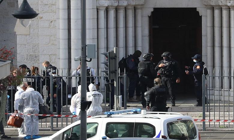 هجوم بالسلاح الأبيض في مدينة نيس الفرنسية: الحصيلة ترتفع إلى ثلاثة قتلى