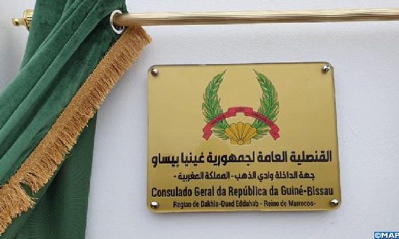 جمهورية غينيا بيساو تفتح قنصلية عامة لها بالداخلة