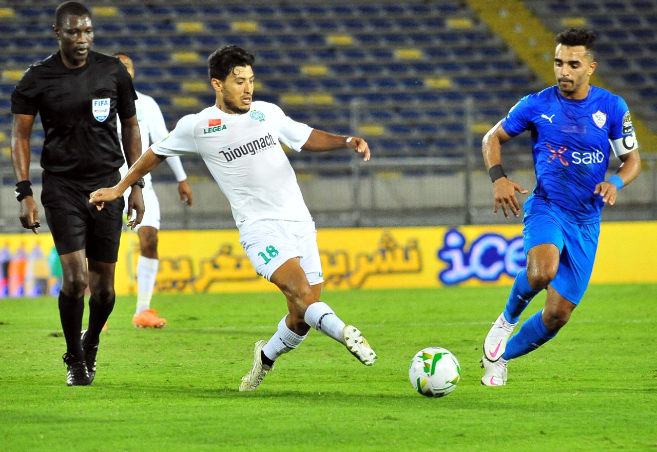 دوري أبطال إفريقيا لكرة القدم: إجراء مباراة الزمالك والرجاء الأربعاء بالقاهرة ومباراة النهاية بالإسكندرية