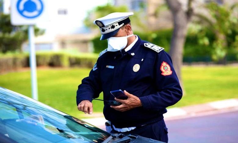 فاس: تشديد المراقبة على التنقل خلال عطلة العيد لتوطيد المكتسبات في مكافحة كوفيد 19