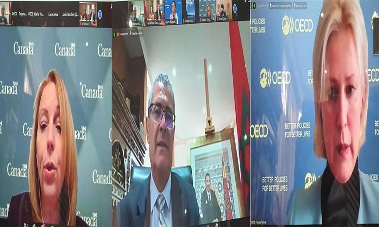 بنعبد القادر يؤكد أمام وزراء العدل العالميين: الوقاية والتنسيق سبيلان لمواجهة فيروس كوفيد-19