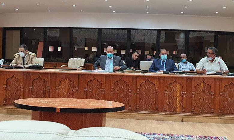 المجلس الجماعي لمراكش يصادق في دورته العادية لشهر أكتوبر على اتفاقية  تهم مجال التنقل المستدام