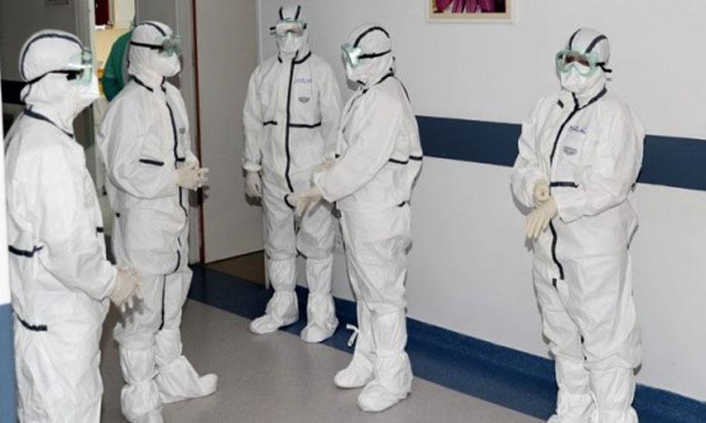 الجامعة الوطنية للصحة تطالب بالتصريح بعدد الأطر الصحية المصابة بفيروس كورونا