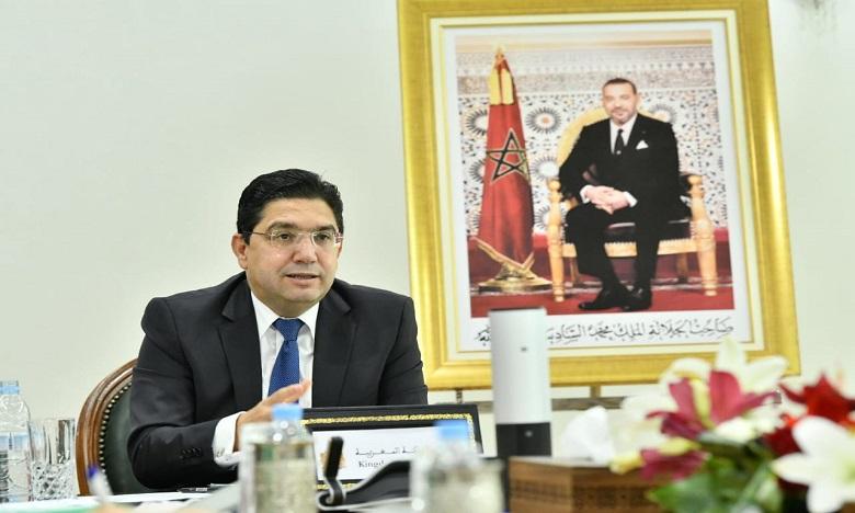 مؤتمر وزاري لحوار 5 + 5: المغرب يسترشد برؤية ملكية إرادية في منطقة المتوسط 