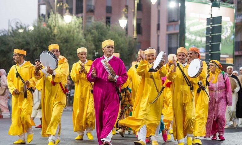 مراكش: تأجيل فعاليات الدورة 51 للمهرجان الوطني للفنون الشعبية