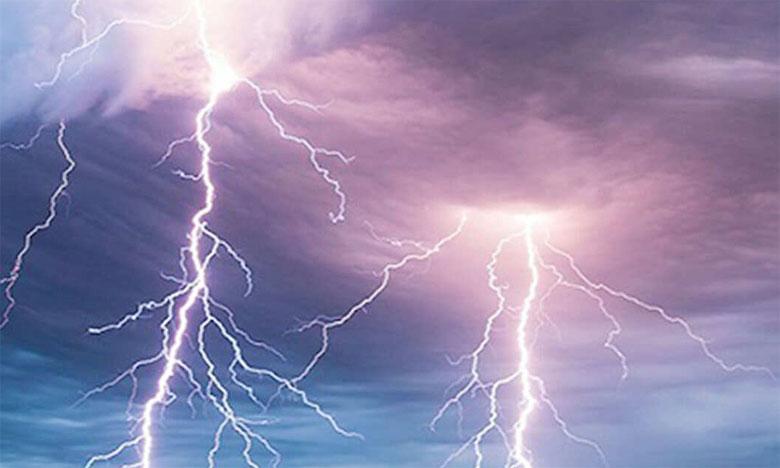 تساقطات ثلجية وطقس بارد وزخات رعدية قوية من اليوم الخميس إلى الأحد المقبل بعدد من مناطق المملكة