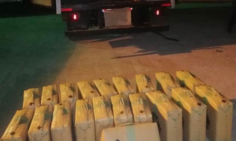 فاس: توقيف سائق شاحنة للاشتباه في تورطه في حيازة وترويج المخدرات والمؤثرات العقلية
