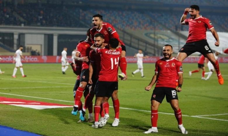 الأهلي المصري يتوج ببطولة إفريقيا للأندية البطلة