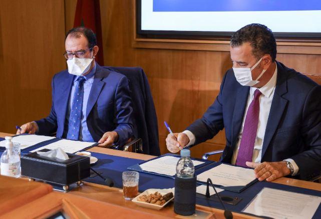 الباطرونا والمديرية العامة للضرائب توقعان اتفاقية شراكة لتقليص النقط الخلافية بين الإدارة الضريبية والمقاولات