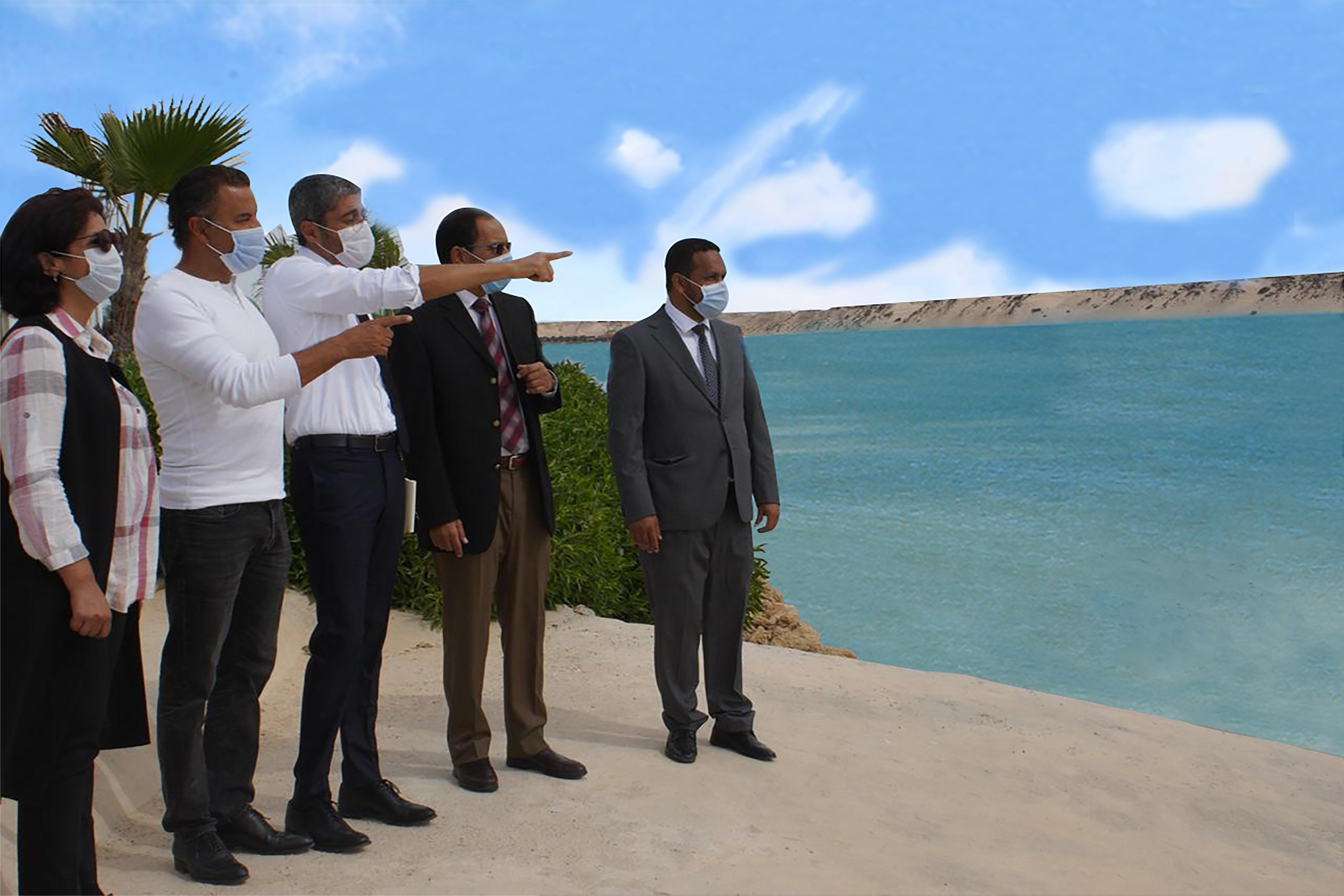 المكتب الوطني المغربي للسياحة يضع السياحة الساحلية في قلب خطته لإنعاش القطاع بالداخلة