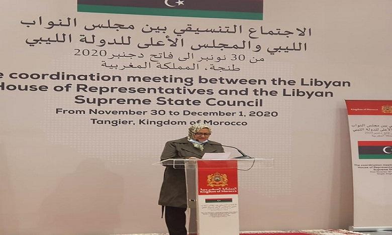 مجلس النواب والمجلس الأعلى للدولة بليبيا يتمسكان بالعمل بموجب الآليات التي نص عليها الاتفاق السياسي