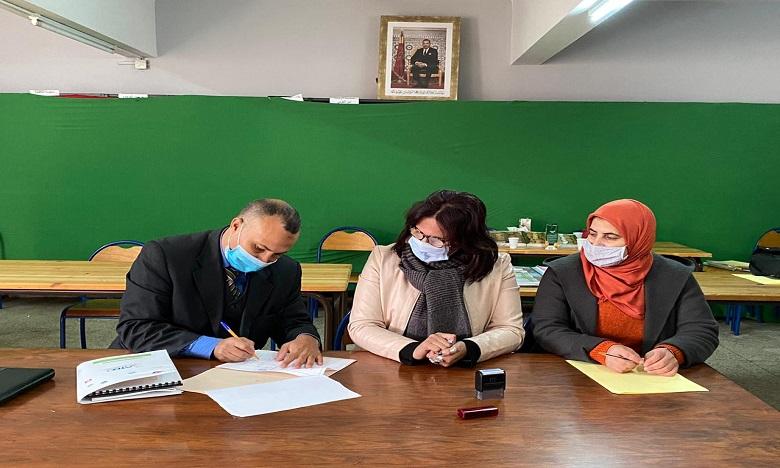 لنشر ثقافة التربية على المساواة والمواطنة..ATEC توقع اتفاقية شراكة مع 7 مؤسسات تعلميمة بالنواصر