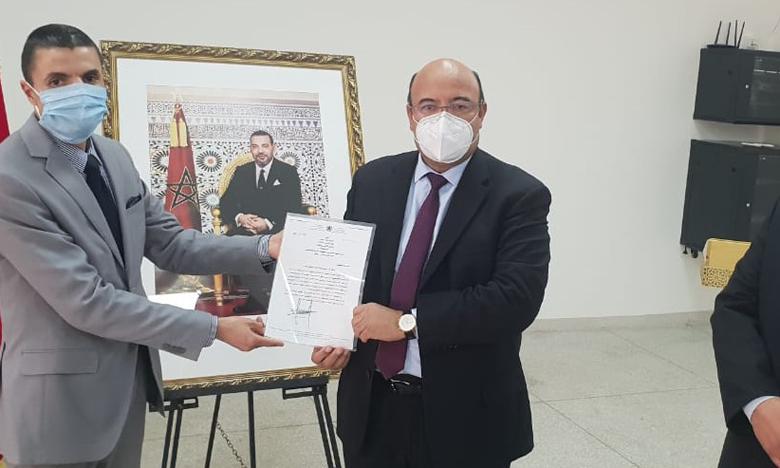 تنصيب محمد رزوقي مديرا إقليميا جديدا للتربية والتكوين بمراكش