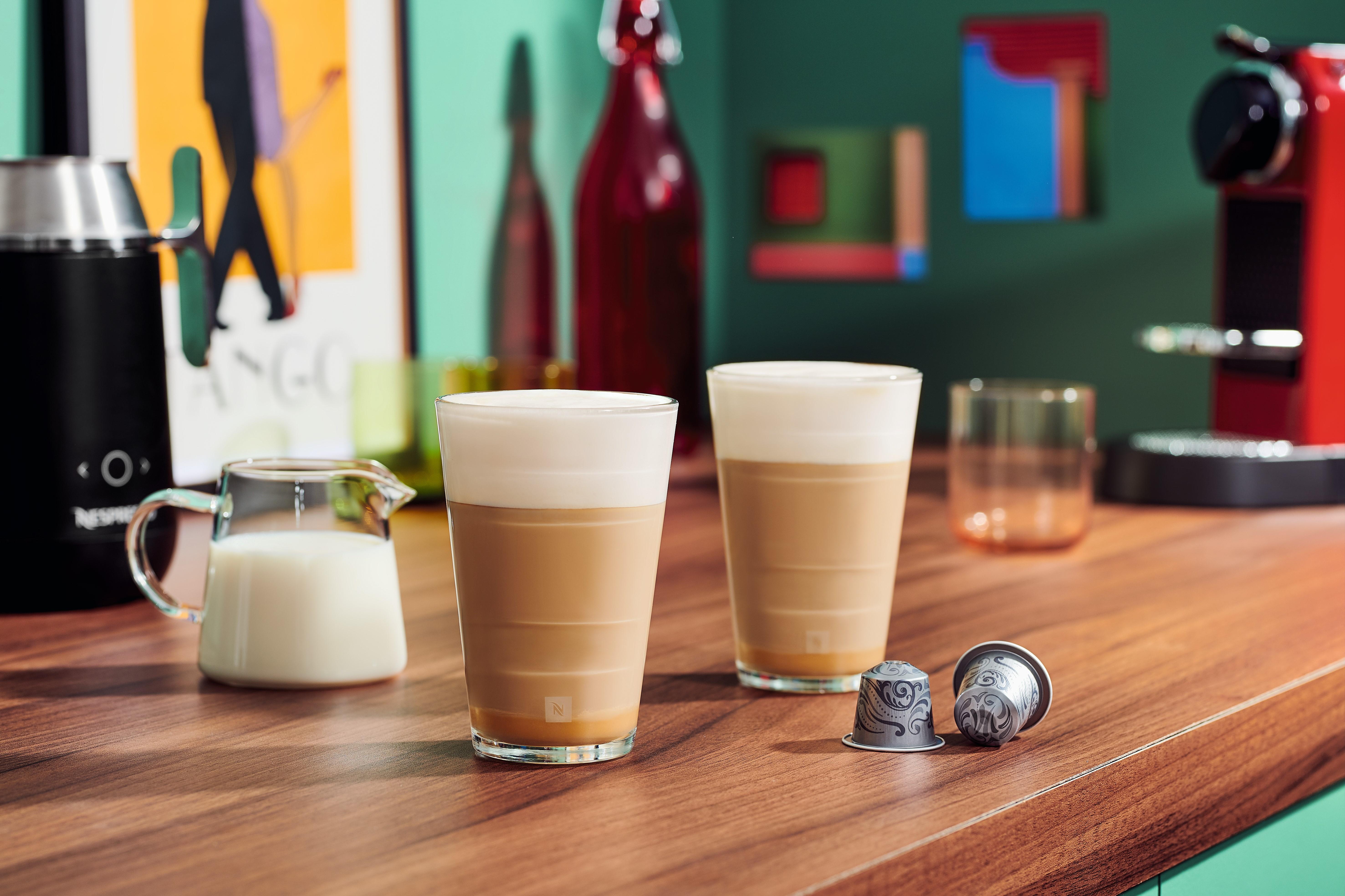نيسبريسو تطلق تشكيلة القهوة الجديدة ورلد إكسبلوريشنز