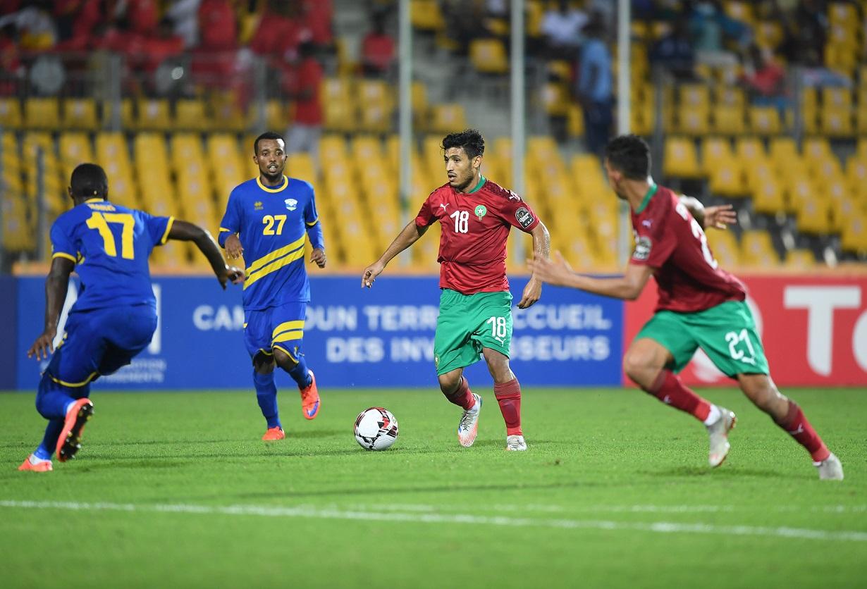 بطولة إفريقيا للاعبين المحليين (الكاميرون 2021): المنتخب الوطني المغربي يتعادل مع نظيره الرواندي
