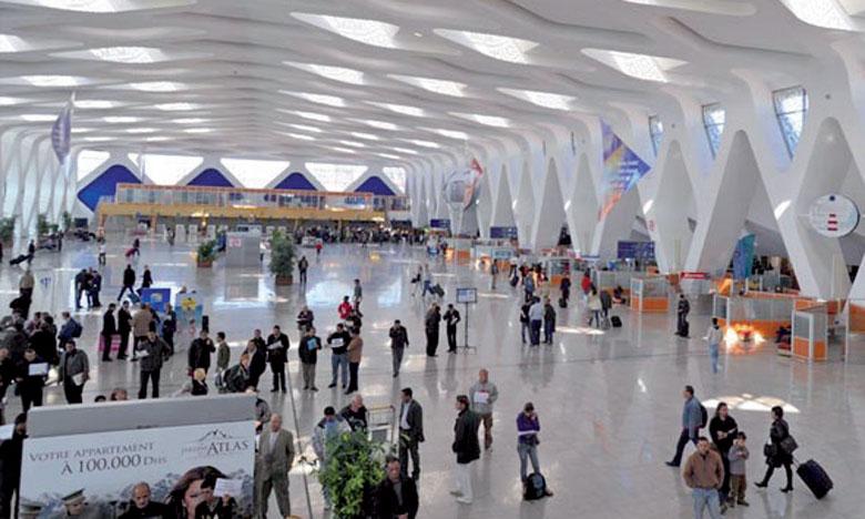 انخفاض حركة النقل الجوي بمطارات المملكة بأزيد من 71 % خلال 2020