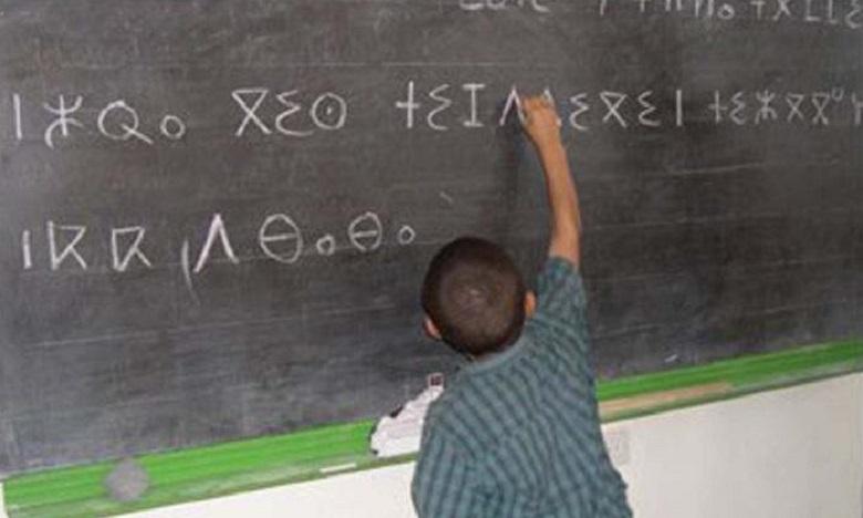 إعداد مشروع المنهاج الدراسي الجديد للغة الأمازيغية لسلك التعليم الابتدائي