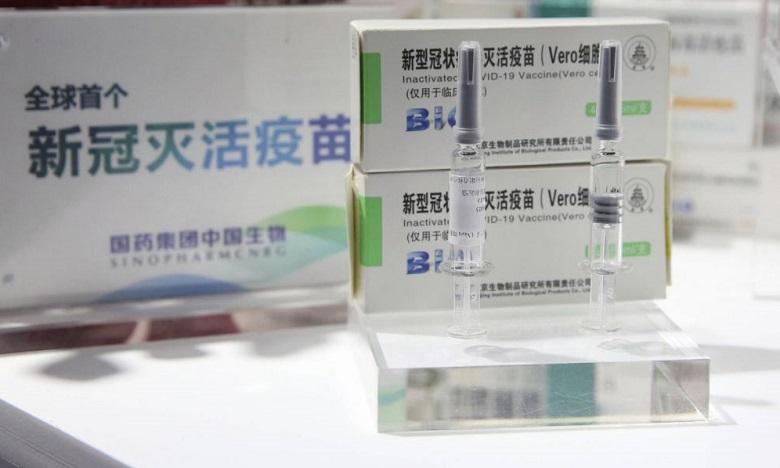 """وزارة الصحة ترخص بشكل استعجالي للقاح """"سينوفارم"""" ضد فيروس كورونا المستجد"""