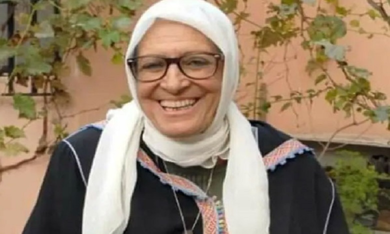 الفنانة والممثلة المغربية زهور المعمري في ذمة الله