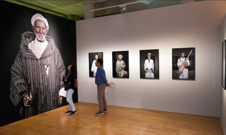 معرض فني يخلذ الذكرى 5 لوفاة المصورة الفوتوغرافية ليلى العلوي ويسلط الأضواء على أعمال والدتها كريستين