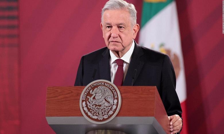 رئيس المكسيك يعلن إصابته بفيروس كورونا