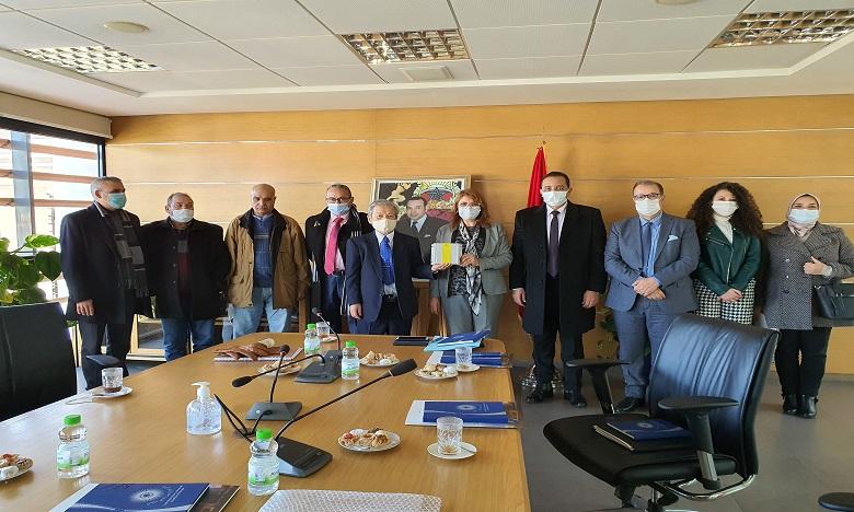 اليونسكو تضع رهن إشارة المغرب سبعة أجهزة للإنذار المبكر بالزلازل