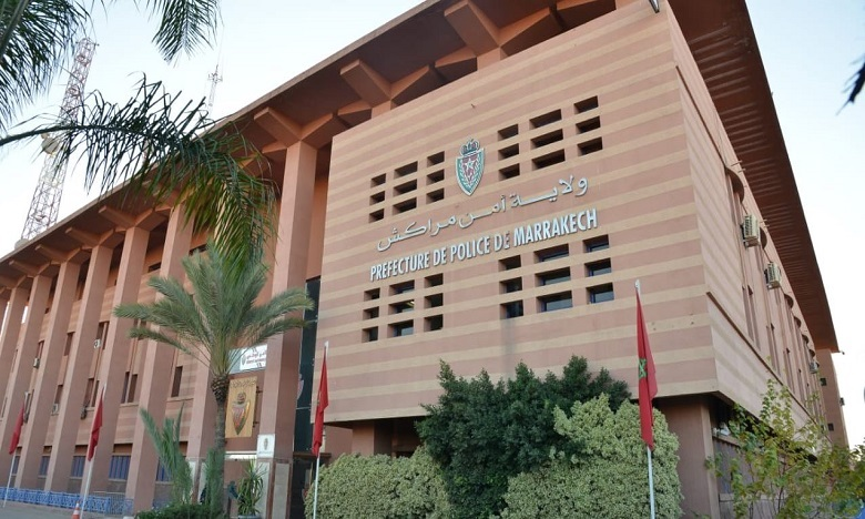 امن مراكش يفك لغز سرقة  100 مليون سنتيم من فيلا في ملكية طبيبة بمراكش