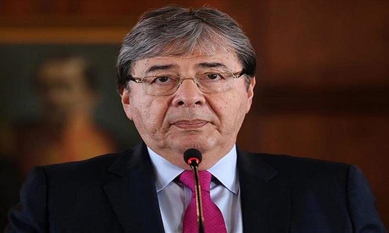 وفاة وزير الدفاع الكولومبي إثر إصابته بفيروس كورونا