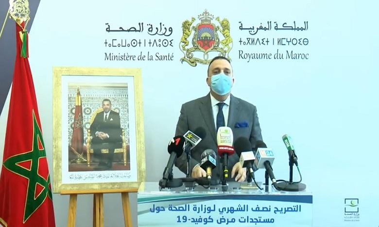 وزارة الصحة: مؤشر توالد حالات كوفيد-19 مستقر عند 0.88
