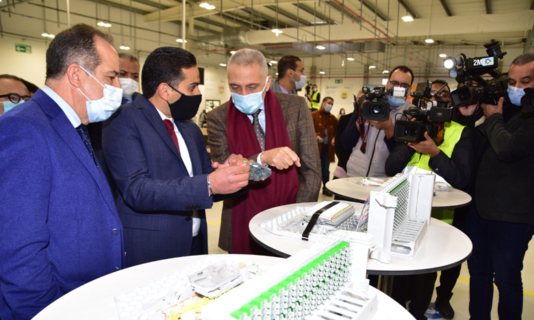 سيشغل ما بين 250 و300 شخص ..NEXANS  تفتتح بالمغرب مصنعا جديدا لإنتاج إكسسوارات أسلاك الألياف البصرية