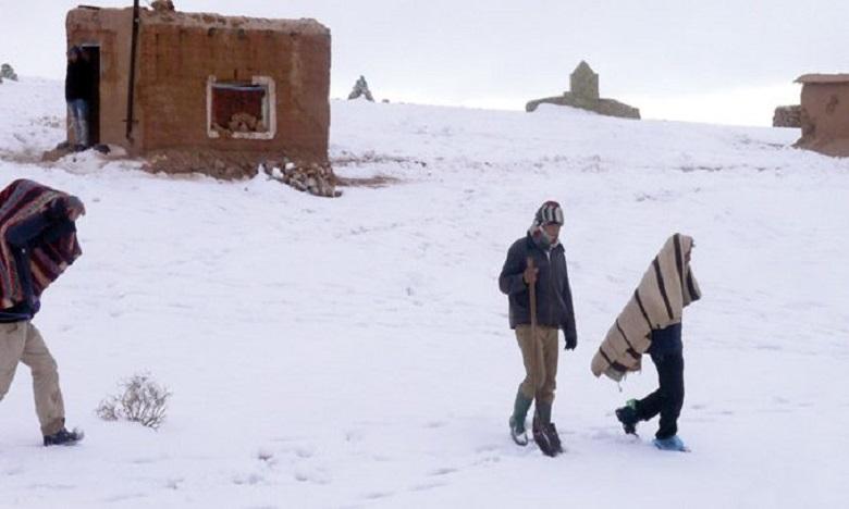 حملة إنسانية تضامنية تهدف إلى تقديم الدعم للأسر المتضررة من موجة البرد بالجماعة الترابية اغواطيم بالحوز
