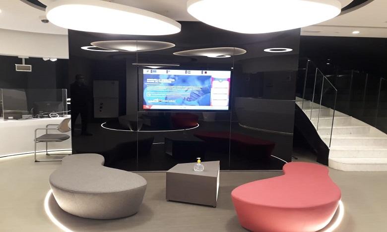 الشركة العامة تطلق مراكز أعمال جديدة