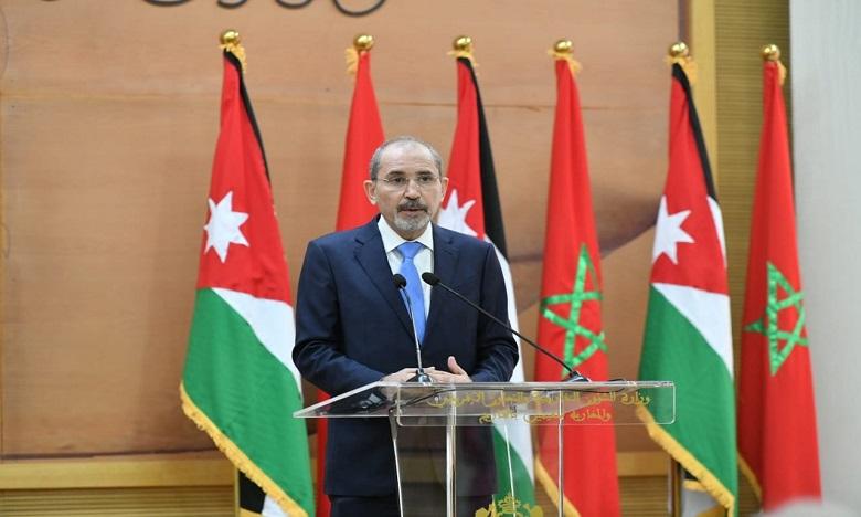 أيمن الصفدي: الأردن كان وسيظل دائما إلى جانب المغرب بخصوص قضية الصحراء
