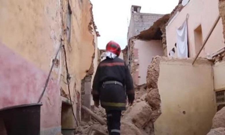 مصرع سيدة في انهيار جزئي لمنزل بالمدينة القديمة لبني ملال