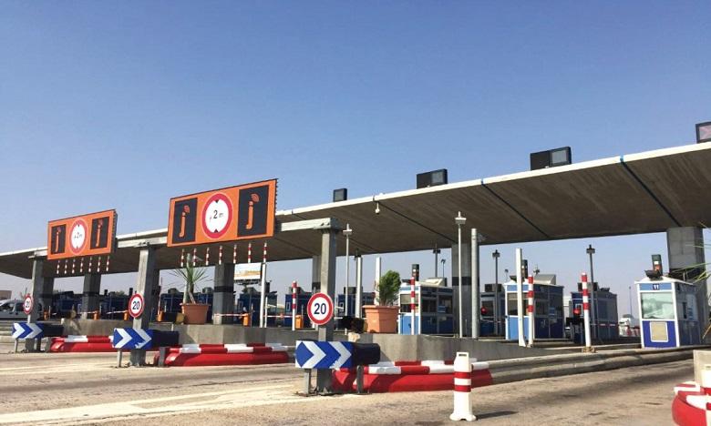 انخفاض رقم معاملات الطرق السيارة بالمغرب بـ 19 في المائة خلال سنة 2020