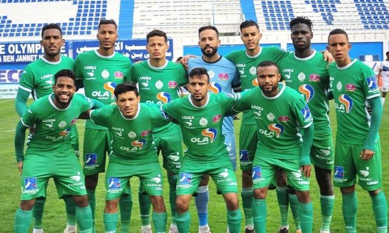 مسابقة كأس العرش (2019-2020): فريق الرجاء يتأهل إلى دور الربع بعد الفوز على فريق اتحاد سيدي قاسم