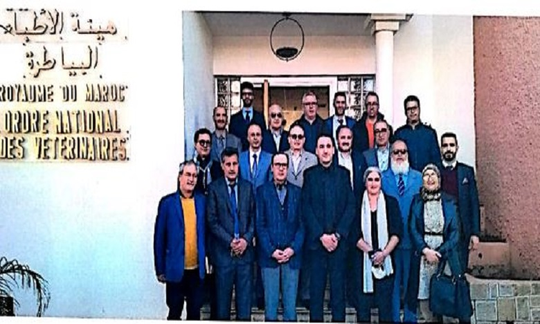 الهيئة الوطنية للأطباء البياطرة تجدد الثقة في بدر طنشري الوزاني رئيسا لها لولاية ثانية