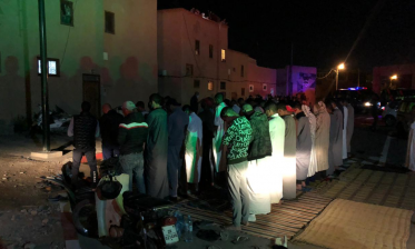 إيقاف 6 أشخاص وإيداع 10 آخرين السجن لخرقهم حالة الطوارئ الصحية وإقامة صلاة التراويح بمراكش
