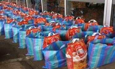 توزيع المساعدات الغذائية الخاصة برمضان 1442على الأسر المعوزة بإقليم شيشاوة