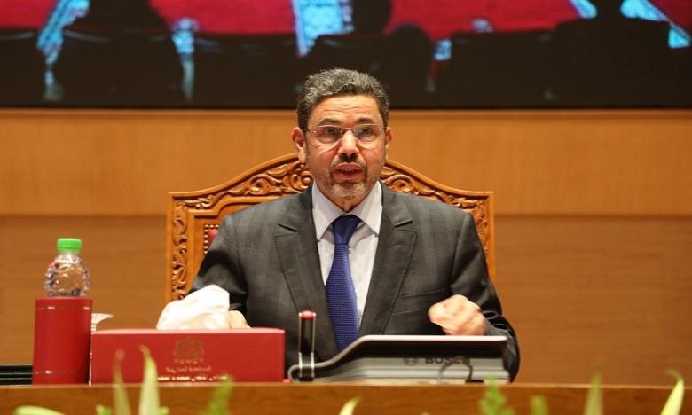 المجلس الأعلى للسلطة القضائية يقرر تغير أعضاء لجانه الدائمة ويحدث 3 لجان موضوعاتية جديدة