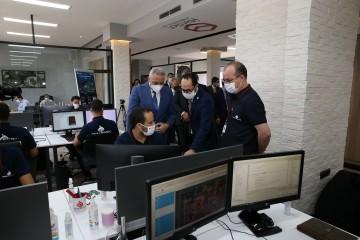 افتتاح مركز الابتكار لمجموعة ABA TECHNOLOGY